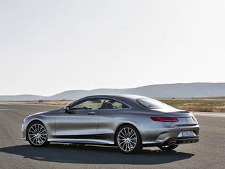 S-class Coupe (C217) 2014-2017