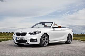 2 Series Convertible (F23) 2015-2017