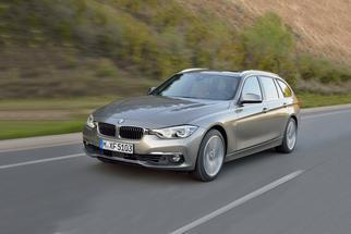 3 Series Touring (F31 LCI, Facelift 2015) 2015-2019