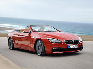 6 Series Convertible (F12 LCI, facelift) 2015-2018