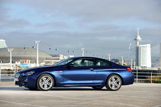 6 Series Coupe (F13 LCI, facelift) 2015-2018