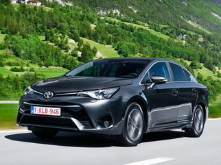 Avensis III (facelift) 2015-2018