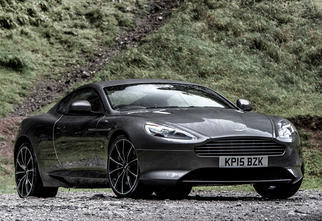 DB9 GT Coupe 2015-2016