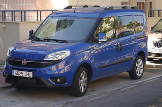 Doblo II Long (facelift) 2015-2020