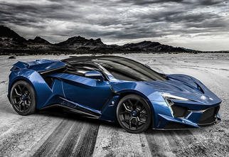 Fenyr SuperSport 2015-2020