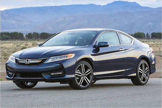 Accord IX Coupe (facelift) 2015-2016