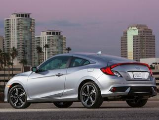 Civic X Coupe 2016-2019