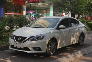 Sylphy (B17, facelift) 2016-2019