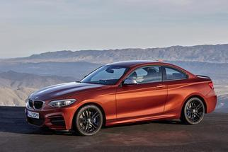 2 Series Coupe (F22 LCI, facelift) 2017-2020