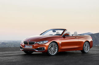 4 Series Convertible (F33, facelift) 2017-2020