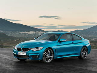 4 Series Coupe (F32, facelift) 2017-2020