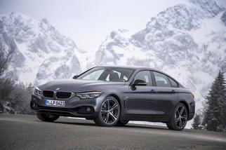 4 Series Gran Coupe (F36, facelift) 2017-2020
