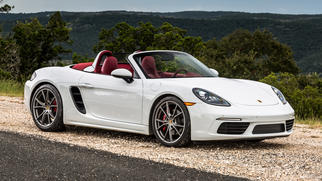 718 Boxster  2020