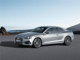 A5 Coupe (F5) 2016-2019