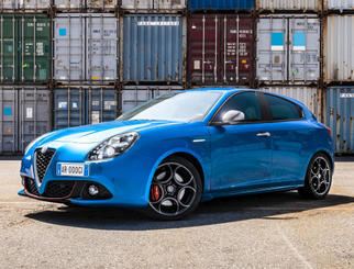 Giulietta (Type 940 facelift) 2015-2018