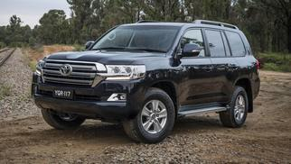 Land Cruiser (J200 facelift) 2017-2020