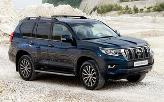 Land Cruiser Prado (J150 facelift) 5Door 2017-2020