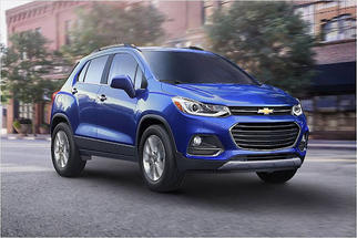 Trax (facelift) 2017-2019