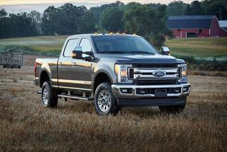 F-250 Super Duty IV Crew Cab 2017-2019