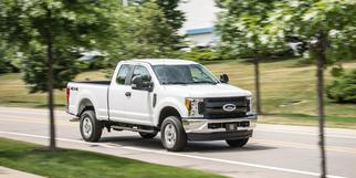 F-250 Super Duty IV Super Cab 2017-2019