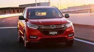 HR-V II (facelift) 2018-2020