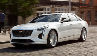 CT6 (facelift) 2019-2020