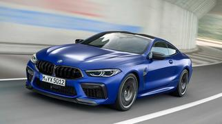 M8 Coupe 2019-2020