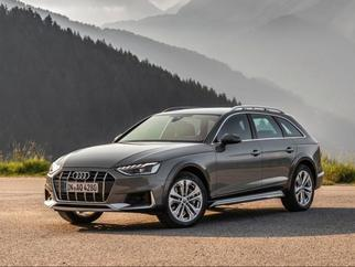 A4 allroad (B9 8W, facelift) 2019-2020