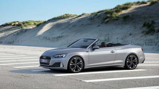 A5 Cabriolet (F5, facelift) 2019-2020