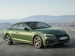 A5 Coupe (F5, facelift) 2019-2020