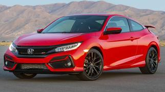 Civic X Coupe (facelift) 2019-2020