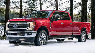 F-250 Super Duty IV Crew Cab (facelift)  2020
