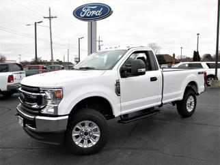 F-250 Super Duty IV Regular Cab (facelift)  2020