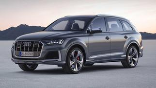 SQ7 (facelift) 2019-2020