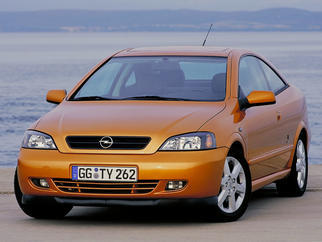 Astra G Coupe 2000-2005