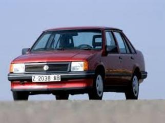 Corsa A Sedan (facelift) 1987-1990
