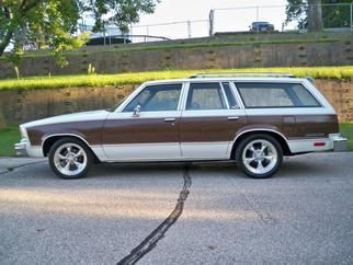 Malibu IV Station Wagon 1977-1981